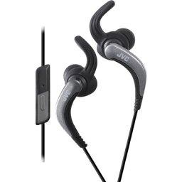 ビクター 密閉型インナーイヤーヘッドフォン (ブラック) (HAETR40B) HA-ETR40-B