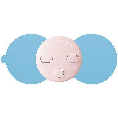 エレコム 家庭用低周波治療器/エクリアリフリー/1個入り/ピンク HCM-FP01PN1