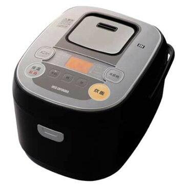 アイリスオーヤマ 米屋の旨み銘柄炊き IHジャー炊飯器 5.5合 RC-IB50-B