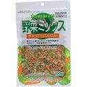 フジサワ 野菜ミックス (犬用) 100g E206328H【納期目安:1週間】