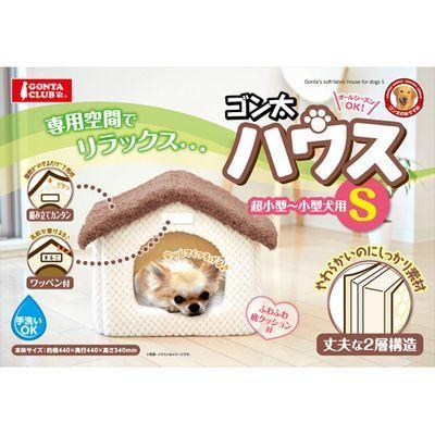 マルカン ゴンタクラブ ゴン太ハウス S 超小型-小型犬用 DP-916 E454253H【納期目安:1週間】