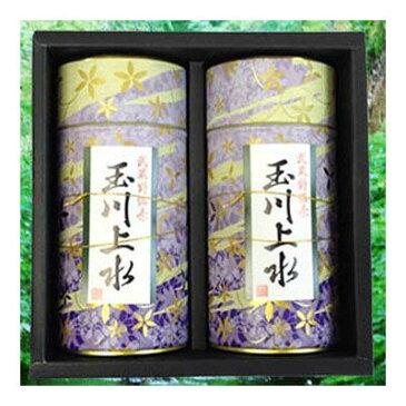 鈴木園 【のし・包装可】狭山茶「玉川上水」ギフト(紫)100g×2(200g) SZK-T-16