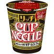 日清食品 【ケース販売】日清 カップヌードル リッチ 無臭にんにく卵黄牛テールスープ味 67g×12個 E482459H