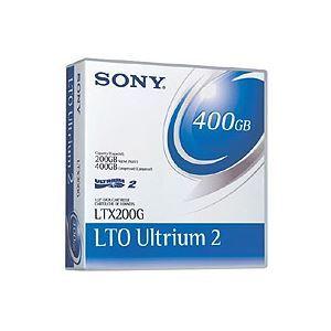 その他 (まとめ)SONY(ソニー) LTX200GR LTO Ultrium2 データカトリ…