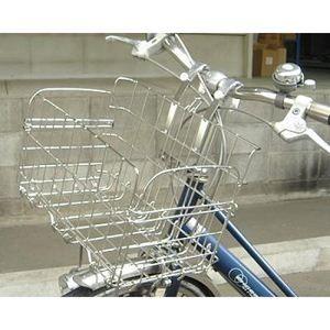 その他 折りたたみ自転車用フロントバスケット SOT-20(ステンレス) ds-756938