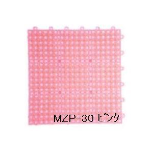 その他 水廻りフロアー パレスチェッカー MZP-30 60枚セット 色 ピンク サイズ 厚13mm×タテ300mm×ヨコ300mm/枚 60枚セット寸法(1800mm×3000mm) 【日本製】 【防炎】 ds-1284475:爆安!家電のでん太郎