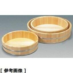 ヤマコー 木製ステン箍飯台(サワラ材)(60cm) BHV02060