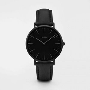 その他 CLUSE(クルース)LA BOHEME FULL BLACK - 38 mm Black/Black ds-1853836