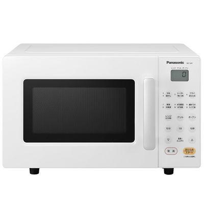 パナソニック 16L オーブンレンジ『エレック』1段調理タイプ(ホワイト) NE-SA1-W
