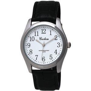 その他 CROTON(クロトン)  腕時計 3針 日本製 RT-166M-C ds-2000306