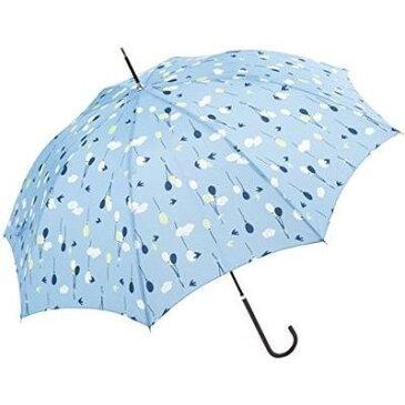 because(ビコーズ) 長傘 日傘/晴雨兼用 バルーン サックス 8本骨 55cm FF-01492