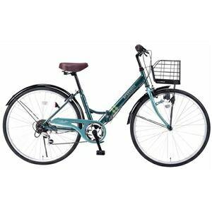 自転車・サイクリング, 折りたたみ自転車  MYPALLAS 6 M-507-GR ds-2067169