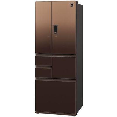 シャープ プラズマクラスター冷蔵庫 ( エレガントブラウン ) SJ-GA50E-T【納期目安:約10営業日】