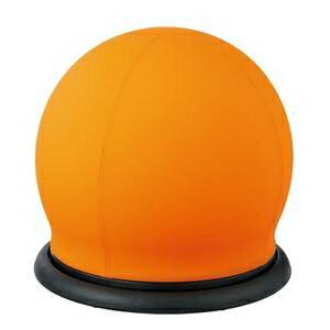 その他 CMC スツール型バランスボール オレンジ BC-B OR 回転 ds-2166412