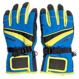 JOYRIDO 【子供用】 あったか発熱手袋 (ブルー) (サイズ=JS) (対象身長目安=120-130-140cm) AG-7223-BLJS