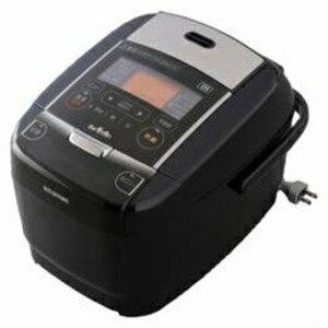 その他 アイリスオーヤマ IHジャー炊飯器 3合炊き ブラック KRC-IC30-B ds-2188220