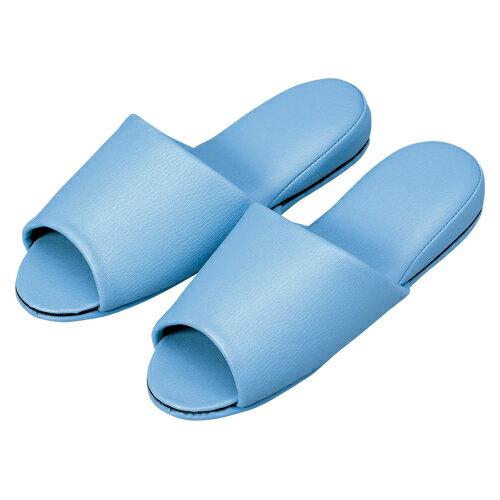 オーミケンシ 抗菌レザー調スリッパ 10835356 (10足) 4957884162996
