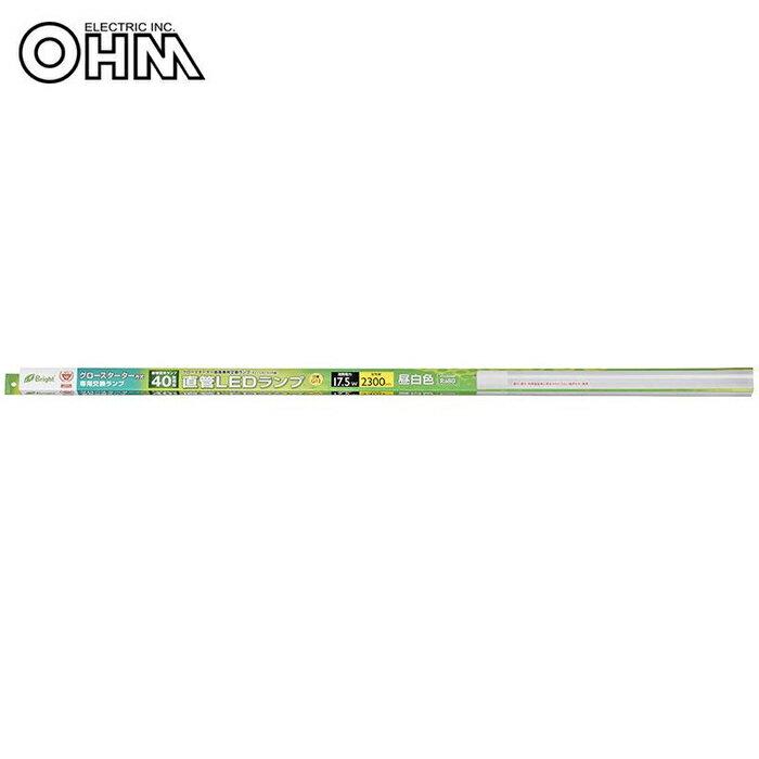 ライト・照明器具, その他  OHM LED 40 G13 LDF40SSN1723 CMLF-12718431