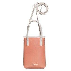 產品詳細資料,日本Yahoo代標 日本代購 日本批發-ibuy99 包包、服飾 包 男女皆宜的包 單肩包/斜挎包 AGATHA(アガタ)AGT211-133 スリム2Wayバッグ ピンク ds-2395488