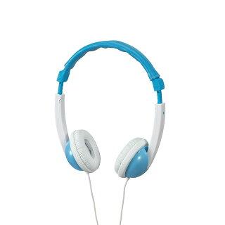 【即納】子供専用ヘッドホンキッズヘッドフォン(ブルー)RD-KH100(BL)