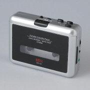 カセットテープ プレーヤー