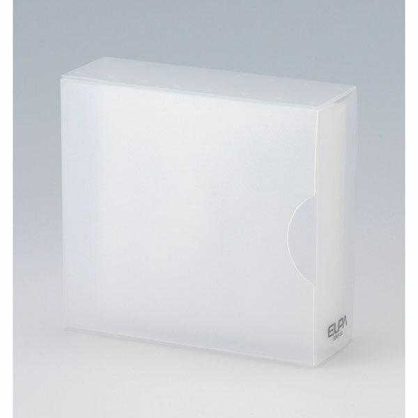 記録用メディアケース, CD・DVDケース  32 CD DVD 32CDKF-32 (WH) ELPA