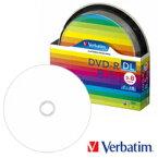 三菱化学メディア DVD-R DL 8.5GB 1回記録用 2-8倍速 スピンドルケース 10枚入 DHR85HP10SV1