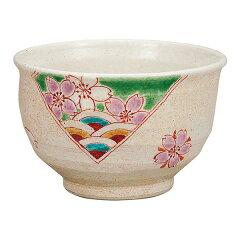 九谷焼 いっぷく碗 いろどり桜