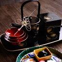【 山中漆器 】屠蘇器 光輪松 - 迎春 お神酒 お正月 元旦