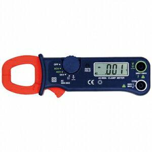 マザーツール交流デジタルクランプメータ直流・交流電圧/交流電流/抵抗/導通試験小型・軽量タイプMT-400A