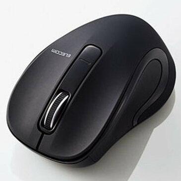 ELECOM ワイヤレスマウス 《Salalシリーズ》 Bluetooth®3.0方式 BlueLED方式 Sサイズ 3ボタン ブラック M-BT17BBBK