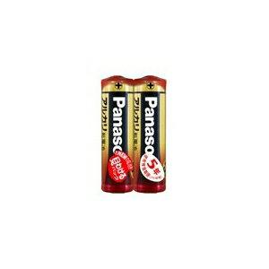 パナソニック アルカリ乾電池 単3形 2個シュリンク×200パックケース販売 LR6XJ2S*200P