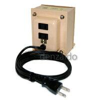 日章工業ダウントランスAC120V対応定格容量:1500WNDF-UシリーズNDF1500U