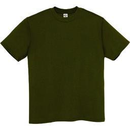 アイトス アイトス Tシャツ(男女兼用) フォレストグリーン 3L AZMT1800213L