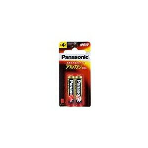 パナソニック アルカリ乾電池 単4形 2個ブリスター×200パックケース販売 LR03XJ2B*200P