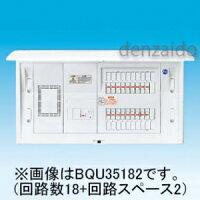 パナソニックスタンダード住宅分電盤リミッタースペース付出力電気方式単相3線埋込形回路数26+回路スペース275A《コスモパネルコンパクト21》BQU37262