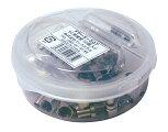 【MAXTEL】CS/BS/地デジ/UV対応5C用F型接栓50個入りFP-5-50T