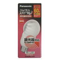 【パナソニック】調光器対応電球形蛍光灯60W形電球色EFA15EL/14/C