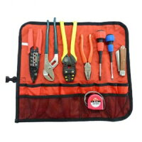 マーベル電気工事士技能試験工具セット巻き式タイプ標準工具7点セット+VAストリッパーMDK-17DXM
