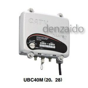 マスプロ 地上デジタルブロックコンバーター 名古屋地区用 AC100V方式 UBC40M(18、23):電材堂