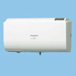 パナソニック Q-hiファン 同時給排タイプ 壁掛形 室内外温度差による自動運転形 8畳用 色:クリスタルホワイト FY-8AT-W