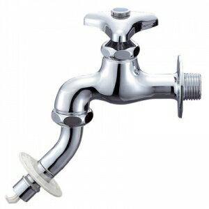 三栄水栓製作所 洗濯機用水栓 オートストッパー付 全長:126mm 呼び:13 寒冷地用 Y103TK-1-13