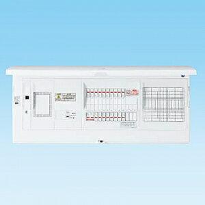 パナソニック LAN通信型 住宅分電盤 大形フリースペース付 リミッタースペース付 露出・半埋込両用形 回路数10+回路スペース3 《スマートコスモコンパクト21》 BHHD36103:電材堂