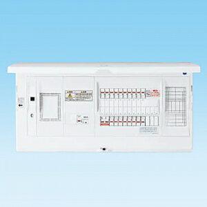 パナソニック LAN通信型 住宅分電盤 フリースペース付 リミッタースペース付 露出・半埋込両用形 回路数10+回路スペース3 《スマートコスモコンパクト21》 BHHF37103:電材堂