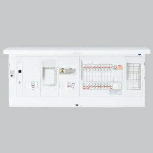 パナソニック エコキュート・IH対応 フリースペース付 住宅分電盤 LAN通信型 ブレーカ容量20A リミッタースペース付 主幹容量50A 《スマートコスモ》 BHHF3563T2:電材堂
