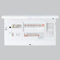 パナソニックエコキュート・電気温水器・IH対応フリースペース付住宅分電盤LAN通信型ブレーカ容量30Aリミッタースペース無主幹容量100A《スマートコスモ》BHHF810143T3