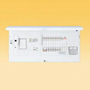 パナソニック LAN通信型 住宅分電盤 あかりぷらすばん リミッタースペース付 露出・半埋込両用形 回路数18+回路スペース3 《スマートコスモコンパクト21》 BHH37183L:電材堂