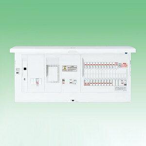 パナソニック LAN通信型 HEMS対応住宅分電盤 《スマートコスモ コンパクト21》 EV・PHEV充電回路・太陽光発電システム・エコキュート・IH対応 リミッタースペース付 主幹容量60A 回路数24+回路スペース数2 BHH36242S2EV:電材堂