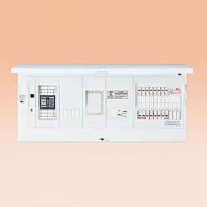 パナソニック LAN通信型 HEMS対応住宅分電盤 《スマートコスモ コンパクト21》 蓄熱暖房器(8kW)・IH対応 リミッタースペースなし 回路数10+回路スペース数3 BHH85103TF6:電材堂
