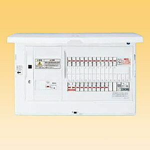 パナソニック LAN通信型 住宅分電盤 地震かみなりあんしんばん あんしん機能付 リミッタースペースなし 露出・半埋込両用形 回路数16+回路スペース2 《スマートコスモコンパクト21》 BHH85162ZR:電材堂